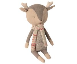 Maileg Winter friends, Reindeer - Boy