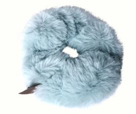Maileg Plush scrunchie mint - Haarelastiek mint