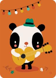 Bora Postkaart Panda songwriter