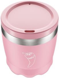 Chilly's Bottles - Chilly's Coffee Cup 230ml Pastel Pink
