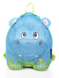Okiedog kids rugzak nijlpaard