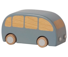 Maileg WOODEN BUS - BLUE