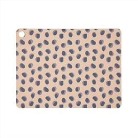 OYOY Leopard Placemat Dots 2 stuks