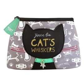 Disaster Designs Daydream Cat make up tas