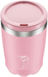 Chilly's Bottles - Chilly's Coffee Cup 340ml Pastel Pink