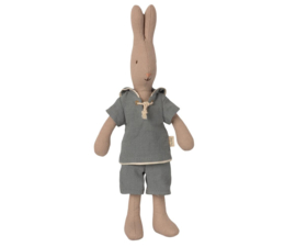 Rabbit size 1, Saior- Dusty Blue