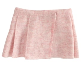 "Maileg maxi ""wool tweed""  rok roze"