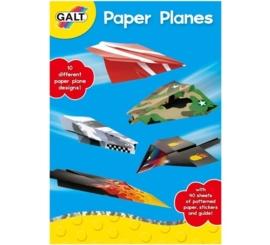 Galt Papieren vliegtuigjes