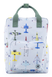 Studio Ditte Backpack Airplanes