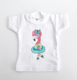 Illeke illustraties Poppen shirt Froukje