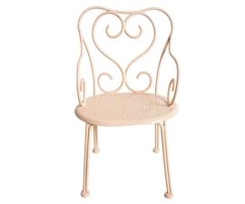Maileg romantische stoel roze