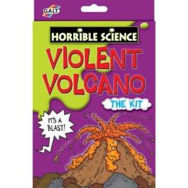 Galt Violent volcano- vurige Vulkaan