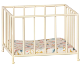Maileg PLAYPEN, MY - OFF WHITE