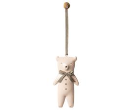 Maileg Ornament Teddybear Metal