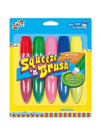 Galt Squeeze n brush glitter kleuren