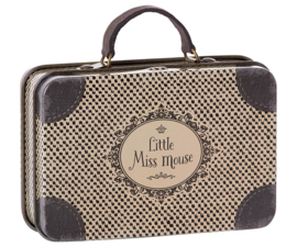 Maileg SUITCASE, METAL - LITTLE MISS MOUSE