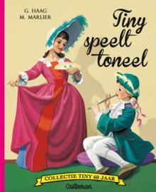 Tiny - vintage: Tiny speelt toneel