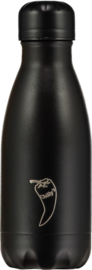 Chilly's Bottles - Chilly's Bottle 260ml All Black