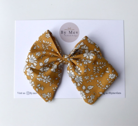 By Mev haarclip Mary Mustard Liberty London