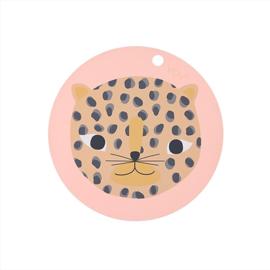 OYOY Placemat Snow Leopard