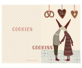 Maileg kaartje Coo-Kiss