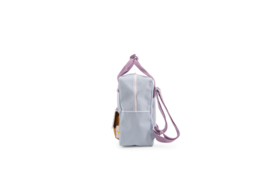 Sticky Lemon Backpack Wanderer Small Blue-Purple-Fudge