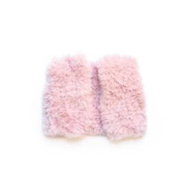 Nuki-Nuby muts voor gordi pop teddy hesje roze
