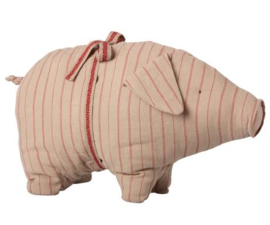Maileg PIG W. STRIBES, MEDIUM