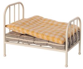 MAILEG VINTAGE BED, TEDDY JUNIOR