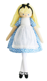 ALIMROSE STORY TIME ALICE DOLL 52CM