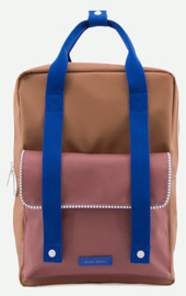 Sticky Lemon Backpack Deluxe large Sugar Brown