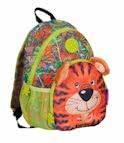 Okiedog wildpack junior rugzak tijger