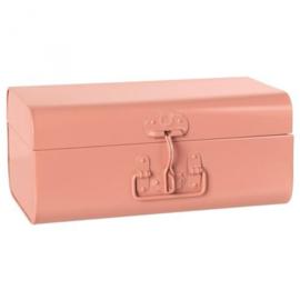 Maileg Storage suitcase Pink