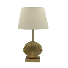 À la Collection Schelp lamp