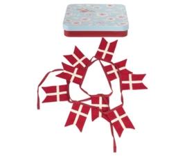 Maileg stoffen slinger Deense vlag