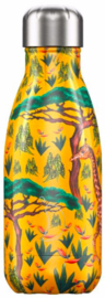 Chilly's Bottle 260ml Tropical Giraffe