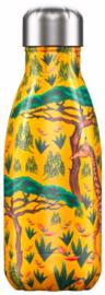 Chilly's Bottle 260ml Tropical Giraffe