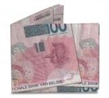Mighty Wallet 100 Belgische Frank