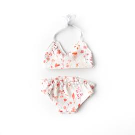 Nuki-Nuby Bikini pop bloemen