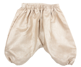 Maileg mega zilveren korte broek