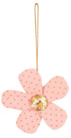 Maileg groot bloemornament bloemetjes knoopje