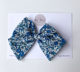 By Mev haarclip Mary Blue Liberty London
