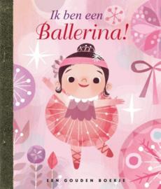 Ik ben een ballerina!