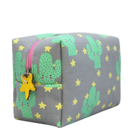 House of Disaster HI KAWAII CACTUS make up tas