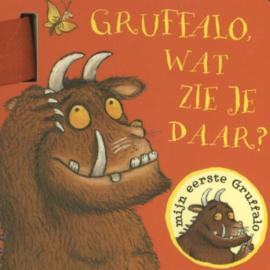 Gruffalo, wat zie je daar? Buggyboekje Gruffalo