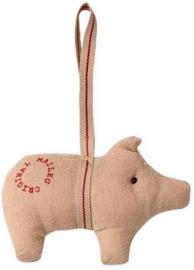 Maileg PIG ORNAMENT Beige