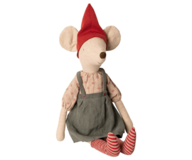 Maileg CHRISTMAS MOUSE, MAXI - GIRL