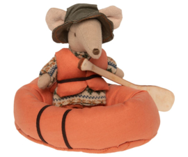 Maileg RUBBER BOAT, MOUSE