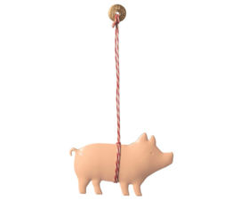 Maileg ORNAMENT PIG, METAL