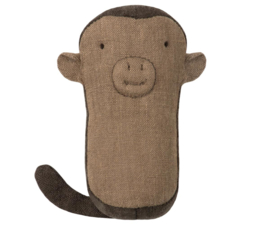 Maileg NOAH'S FRIENDS, MONKEY RATTLE